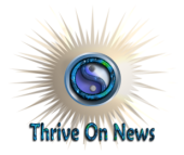Thrive On News Logo