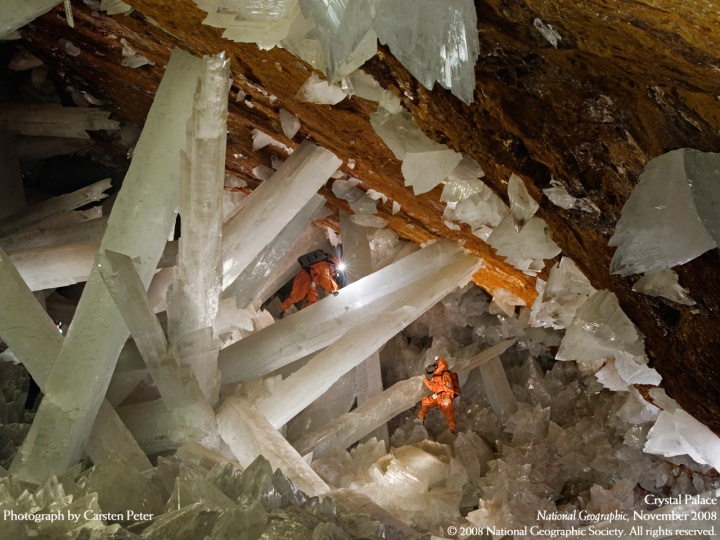 Underground Crystal Cave
