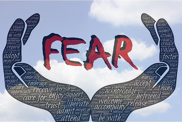 with no fear