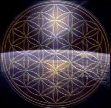 Flower of life Ascension