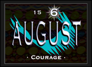 Numerology August 2014