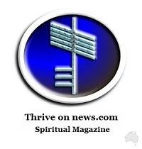 Thrive on news spiritual esoteric magazine
