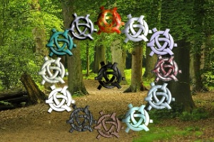 Birth tree celtic astrology