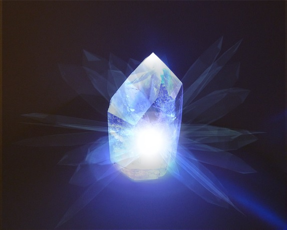 Crystals Of Power
