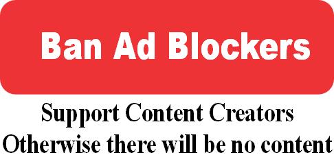ban ad blockers