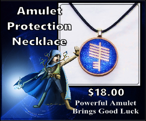 amulet protection necklace