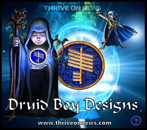 thrive on news online shop