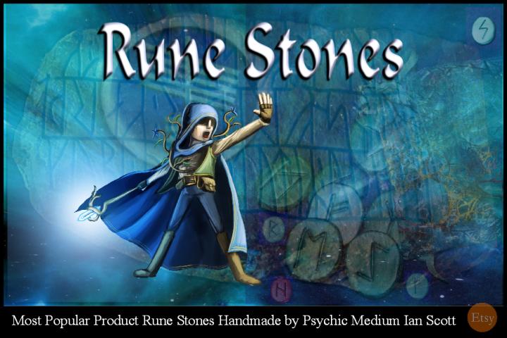 Rune stones for sale