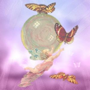 butterfly spirit children