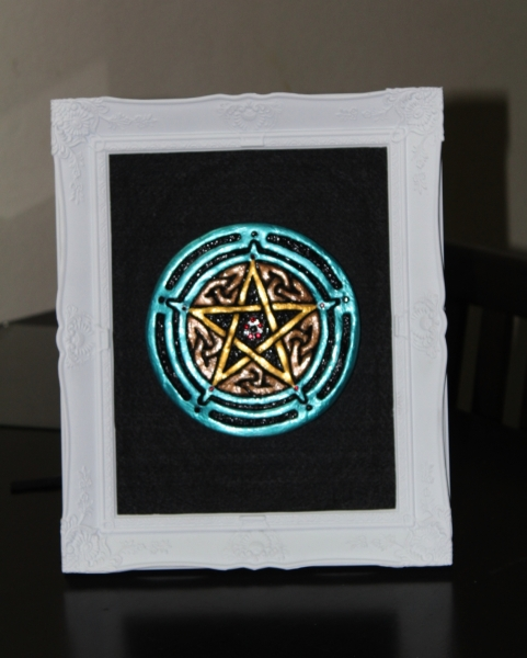 pentacle on etsy
